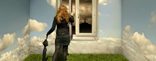 окно в другой мир