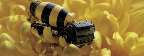 грузовик-пчела