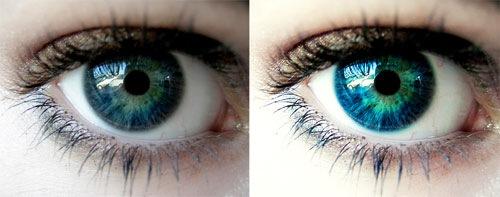 Экшен – Блестящие глаза