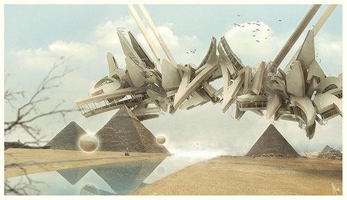 абстрактный дизайн