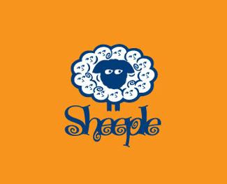 овечка на логотипе