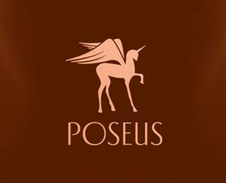мифические животные в дизайне лого