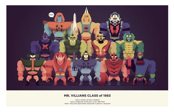 Злодеи 1983 года