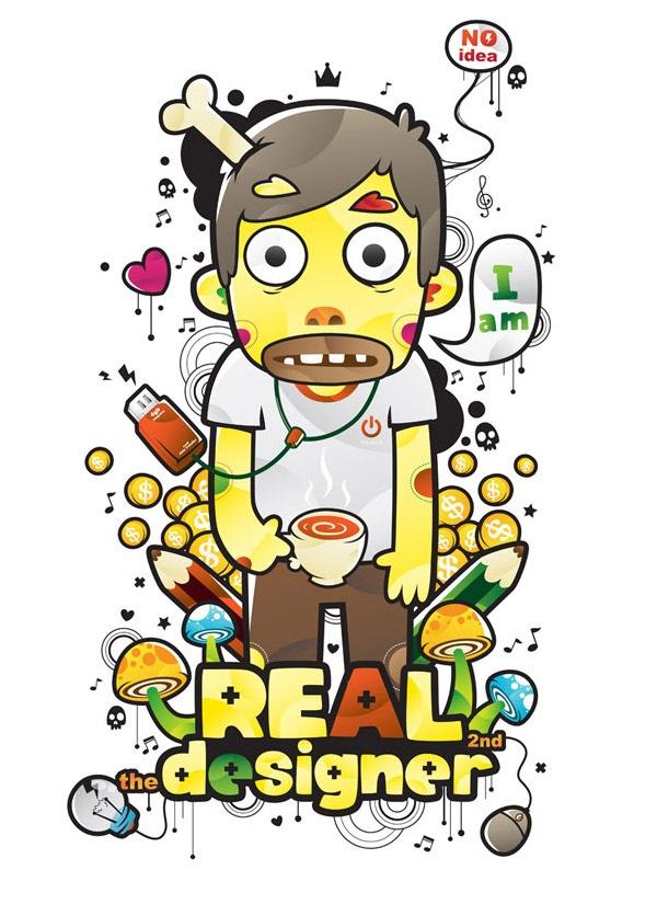 Иллюстрация дизайнера