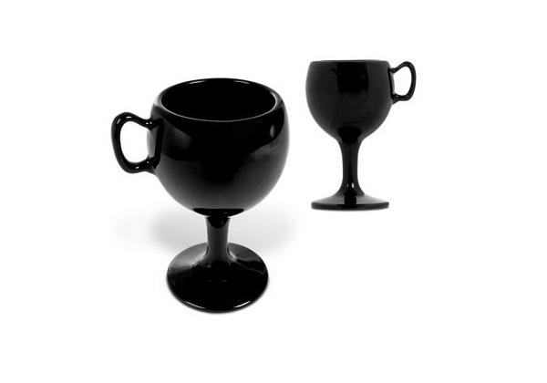 Керамическая винная кружка