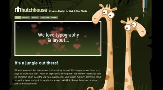 сайт на тему джунгли