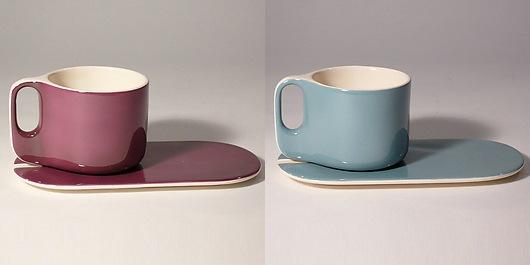 Креативные кофейные чашки