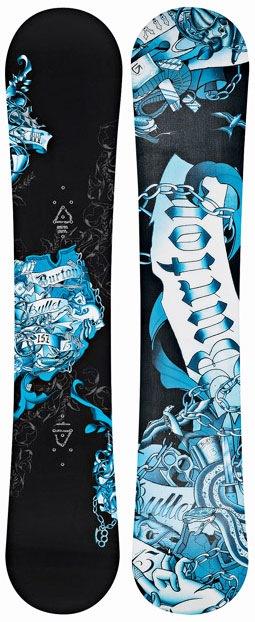 черно-голубой дизайн