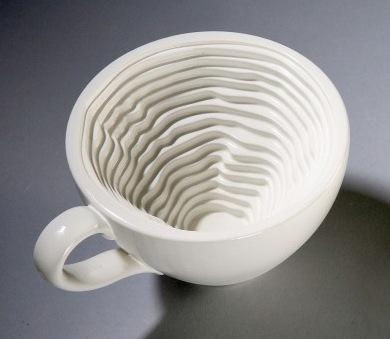 Недельная кофейная чашка