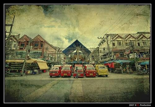 фото тайских улиц