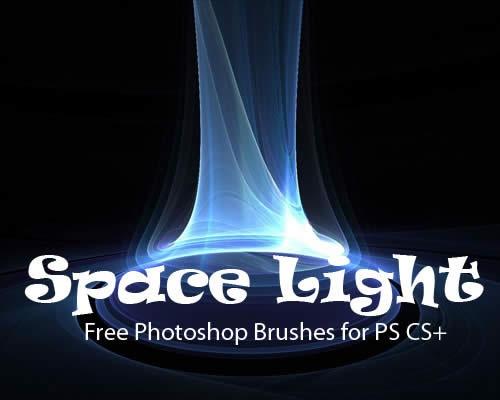 Кисти космического света