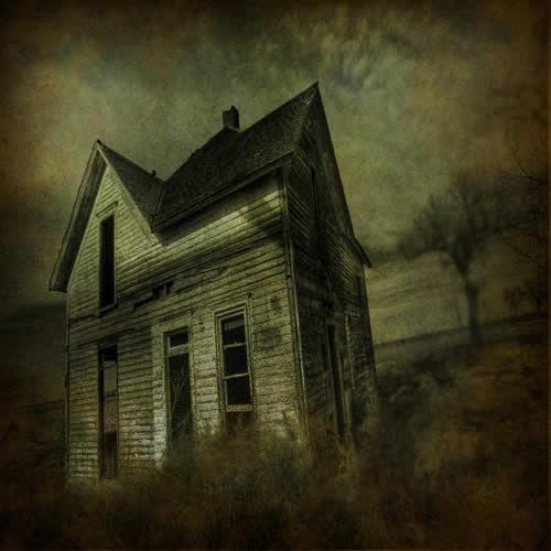 призрачный дом