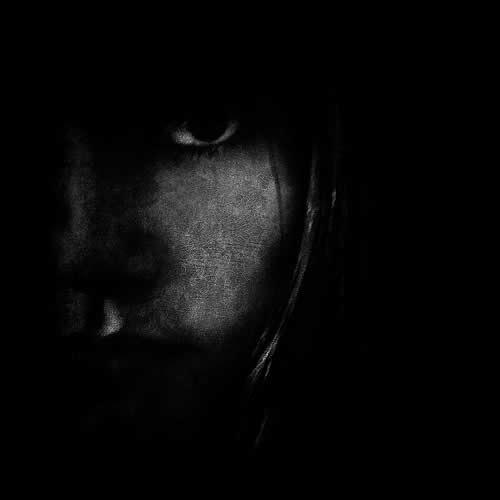 черно-серое фото