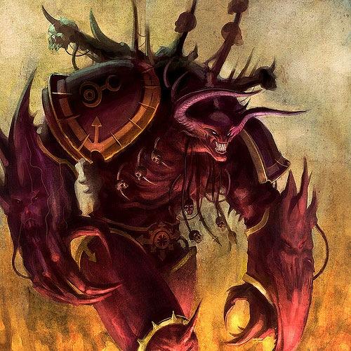 воин-демон