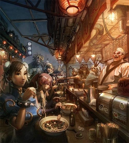 японский квартал