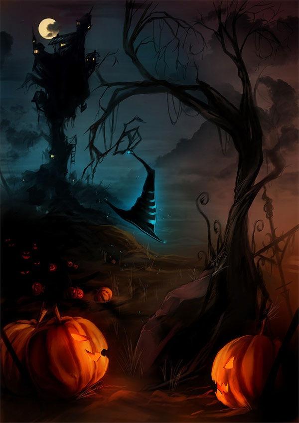 ночь на хэллоуин