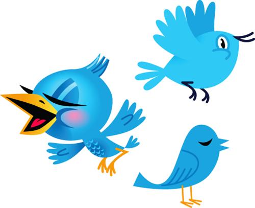 Бесплатные векторные птички