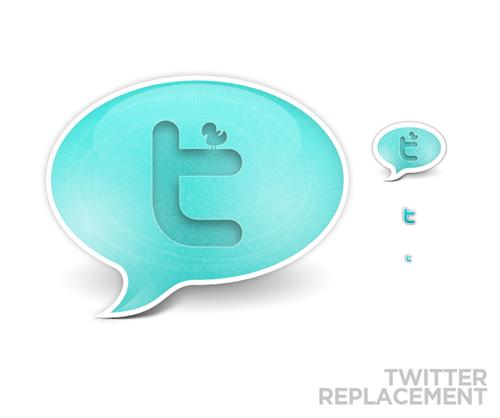 Облачка Twitter