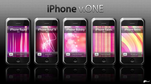 iPhone обои