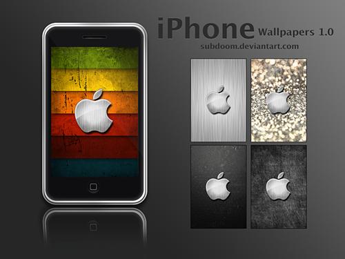 5 обоев для iPhone