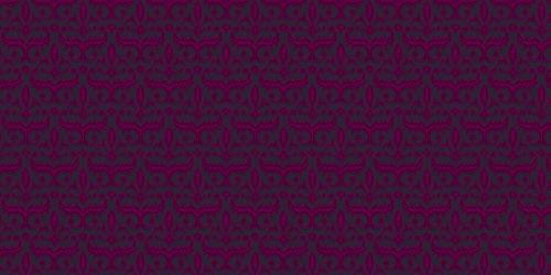 яркие фиолетовые узоры