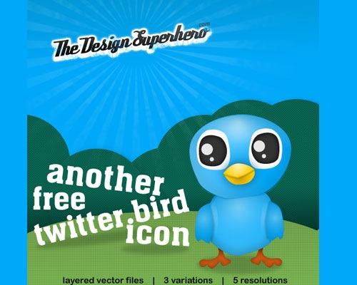 Набор иконок Twitter