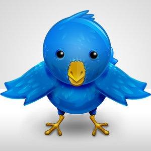 Twitter птичка