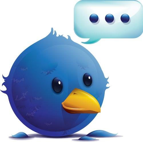 Социальная иконка Twitter