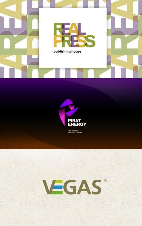 дизайны логотипов