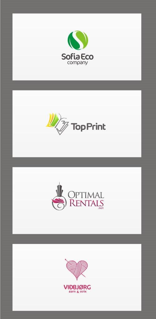 примеры лого дизайна