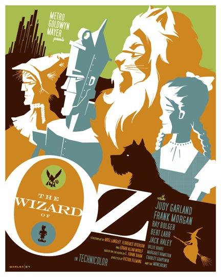 обложка книги о волшебной стране оз