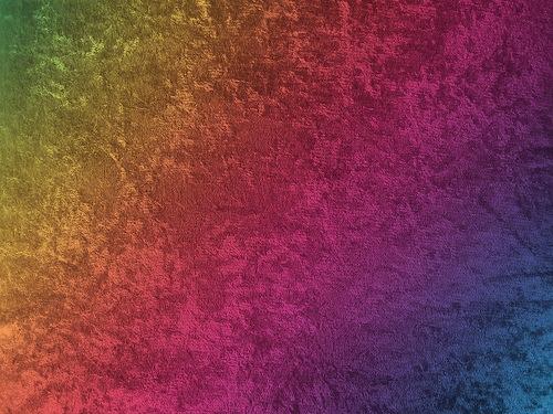 бархатная радуга