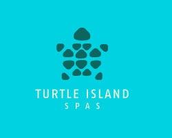 лого в виде черепахи