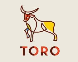 буйвол в дизайне лого