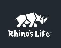 логотип в виде носорога