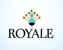 павлин в лого дизайне