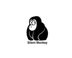 лого с обезьяной