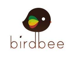 логотип с изображением птички