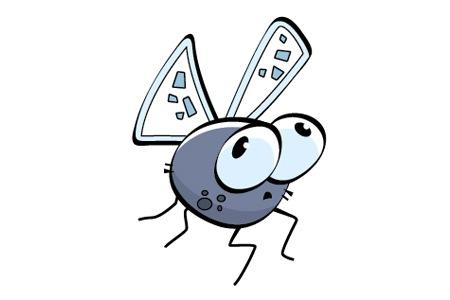 Туториал по созданию мультипликационного жука в Иллюстраторе