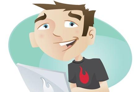 Нарисуйте мультипликационного героя в Иллюстраторе CS4