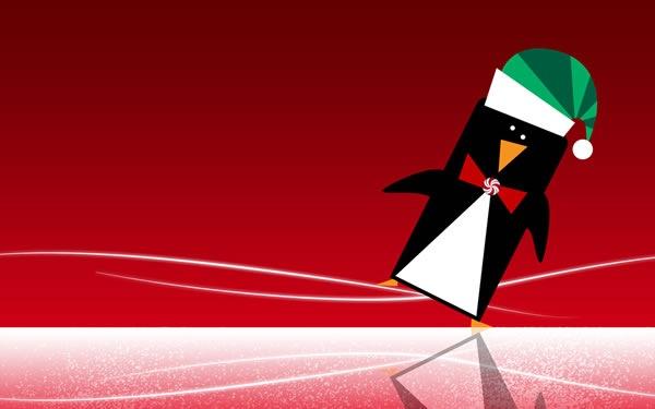 Пингвин звезда