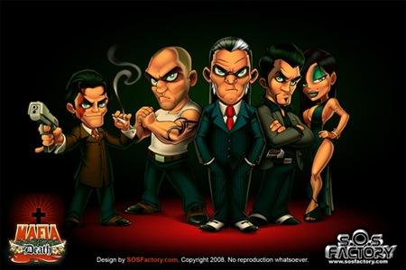 Создайте стильных мультипликационных героев