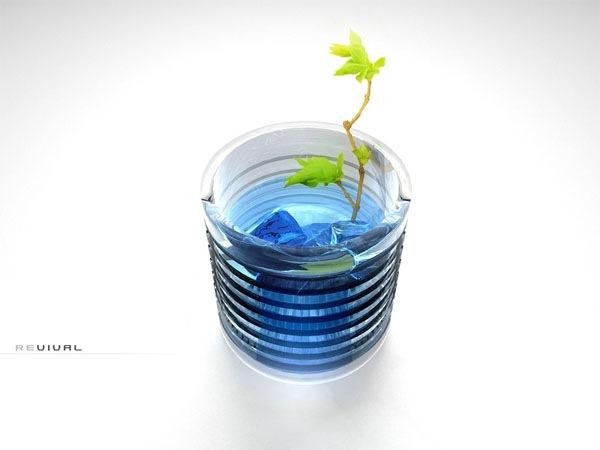 чаша природы