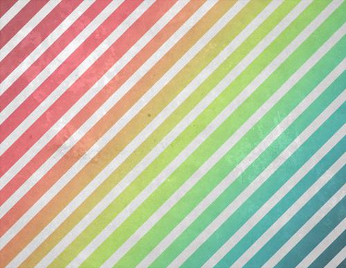 радужные полосы в стиле гранж
