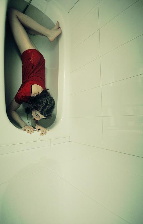 настенная ванная