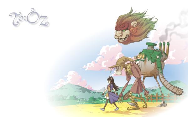 иллюстрация к сказке в японском стиле