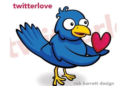Туториал: векторная Twitter птичка из набросков карандашом в Фотошопе и Иллюстраторе