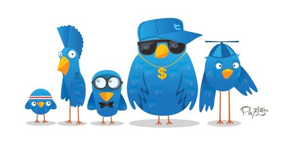 Twitter банда