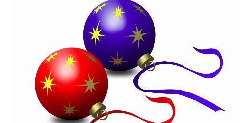Дизайн новогодних шаров