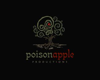 логотип с элементами иллюстрации